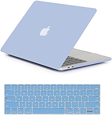 RYGOU 2 in 1 Matte Hard Case Keyboard Cover Compatible MacBook Pro 13 with DVD ROM Model:A1278