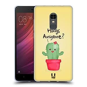 Head Case Designs stacheln Soft Gel Funda para Xiaomi Teléfono Móvil