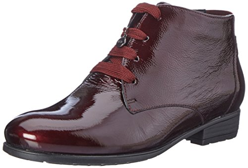 Ara Vrouwen Yale-st Boots Rood (brunello)
