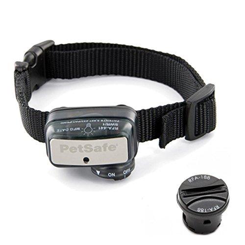 Elite Big Dog Static Bark Collar by PetSafe (PBC00-12725) Battery Bundle by PetSafe