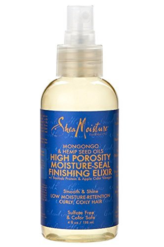 Mongongo & Hemp Seed Oils High Porosity Moisture-Seal Finish