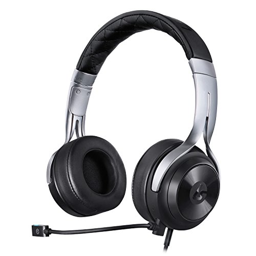 LucidSound LS20 Powered Universal Gaming Headset (Black)-  PS4, Xbox One, Nintendo Switch, PSVR, PC, Mobile Devices