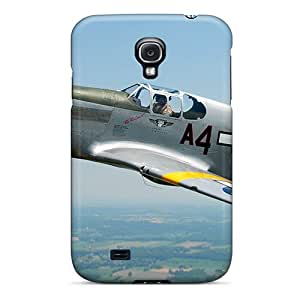New Shockproof Protection Case Cover For Galaxy S4/ P51c Mustang Case Cover