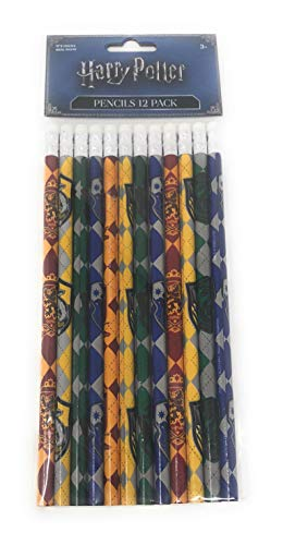 Celebrations Harry Potter 12 Pack Pencils
