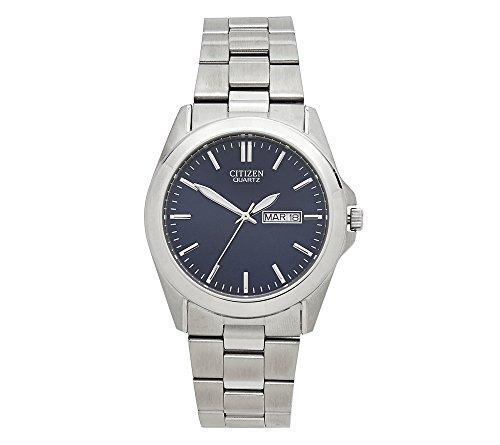 Citizen-Stainless-Steel-Watch