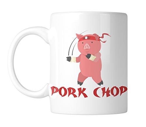 - Pork Chop Funny 11 oz. Mug (1 Mug)