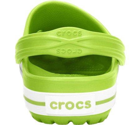 Crocs Unisex Crocband-x Clog Volt Groen
