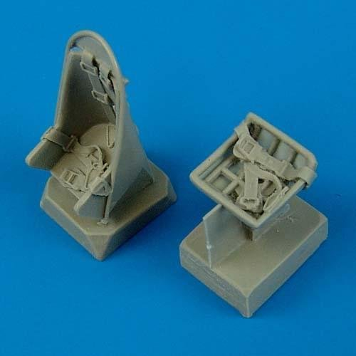 Quickboost 1:48 Ju 87 B Stuka Seats w Safety Belts for sale  Delivered anywhere in USA