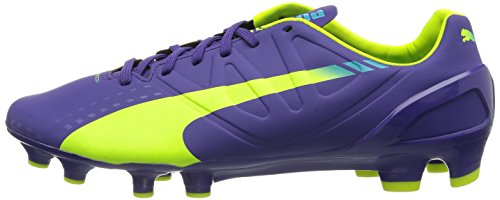 Evospeed Puma 3 Violet De Homme prismviolet 2 Fg Football blue yellow Chaussures AqnwCBdqT1