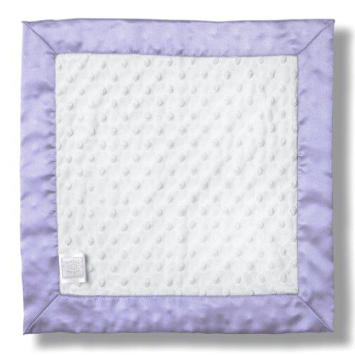 SwaddleDesigns Lovie Security Blanket Lavender