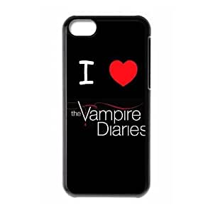The Vampire Diaries New Printed Case for Iphone 5C, Unique Design The Vampire Diaries Case