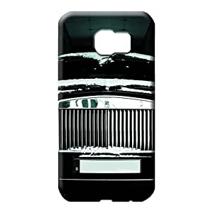 samsung galaxy s6 edge Strong Protect Skin pattern mobile phone cases Aston martin Luxury car logo super