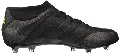 adidas Ace 16.2 Prime, Scarpe da Calcio Uomo Nero (Mesh Cblack/Cblack/Syello)