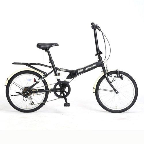 【組立整備済/送料無料】 コールマン 折りたたみ自転車 FDB206 YOUTH 外装6段変速 32 B07D5YY32S
