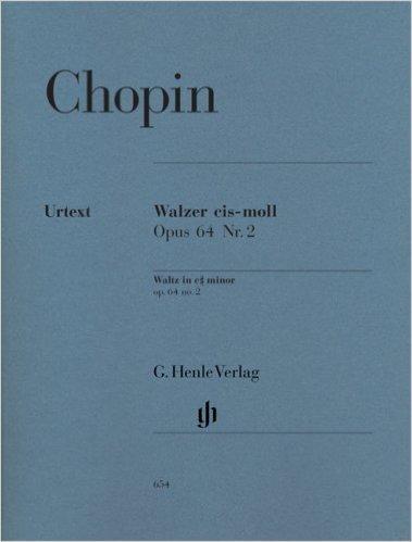Chopin Waltz Sheet Music - 6