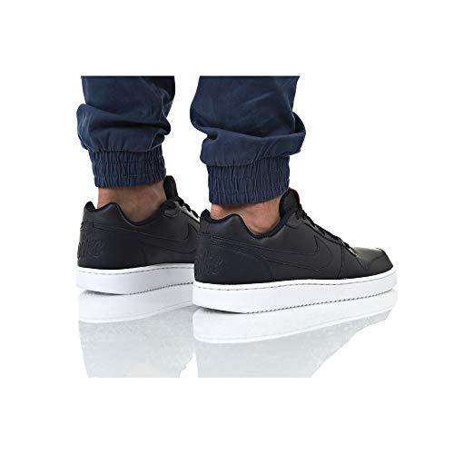Sneaker Grey University Low Red Men's NIKE Ebernon White Oil OqHZfxFw
