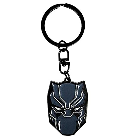 Llavero Marvel Black Panther - Mask/Máscara: Amazon.es: Hogar
