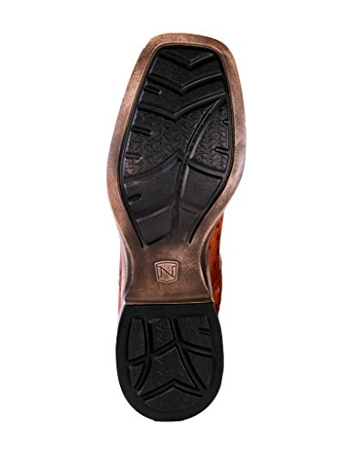 Nobele Outfitters Western Boots Heren Rondom Cognac 65024 Cognac