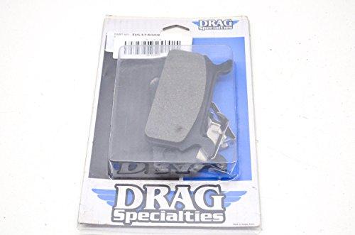 (DRAG SPECIALTIES Semi-Metallic Brake Pads American Vtwin 06-0914Scpsc2 06-0914SCPSC2)