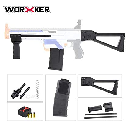 Amazon com: WORKER FCZ-W007 Retaliator Exterior Parts Kit +