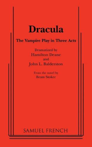 Dracula [Hamilton Deane - John L. Balderston] (Tapa Blanda)