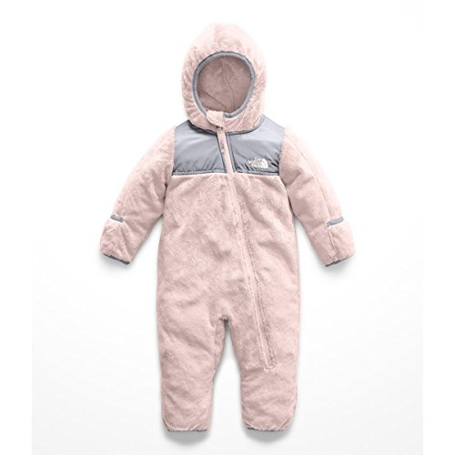 - The North Face Infant OSO One Piece - Purdy Pink - 12M