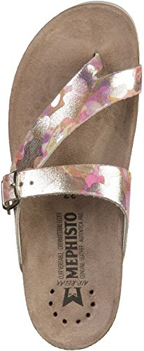 Mujer Etna Grey Helen Chanclas Mephisto Para Rosa 7103 5Y1gxOqwF