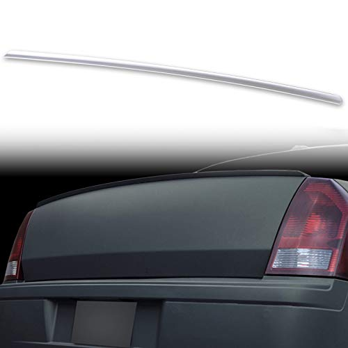 Srt8 Trunk - FYRALIP Painted Factory Print Code Trunk Lip Wing Spoiler For 2005-2010 First Generation Chrysler 300 300C SRT8 Fast Delivery Easy Installation Perfect Fit - PXR Brilliant Black Pearl
