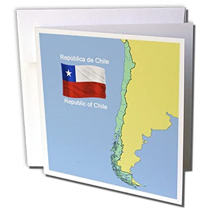 Amazon.com : 3dRose 777images Flags and Maps - South America - Map ...