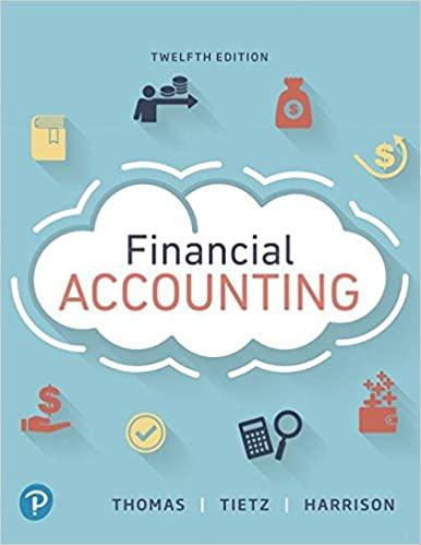 Financial Accounting 12th Edition What S New