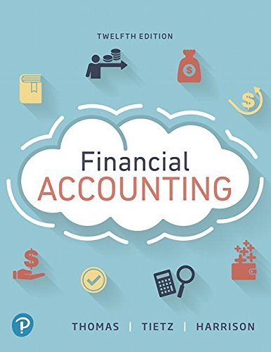 Harrison Card - Financial Accounting Plus MyLab Accounting with Pearson eText -- Access Card Package (12th Edition)