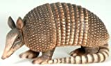 Decorative Armadillo Inside Outside Garden Statue