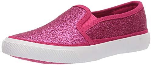Amazon Essentials Kids' Slip-on Canvas Sneaker