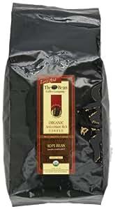 The Bean Coffee Company, Kopi Bean (Sumatra Mandheling) Whole Bean Coffee, 5-Pound Bags