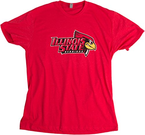 Illinois State University | ISU Redbirds Vintage Style Licensed Unisex T-shirt