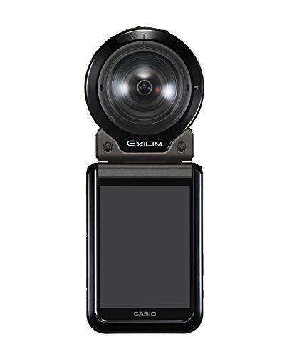Casio Exilim Camera Manual (CASIO Digital camera EXILIM EX-FR200BK (Black))