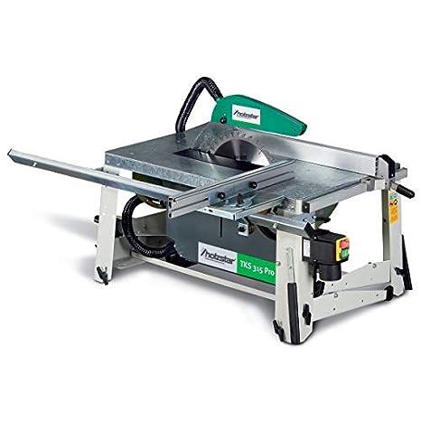 Holzstar TKS 315 Pro (230 V) - Mesa de corte: Amazon.es: Amazon.es