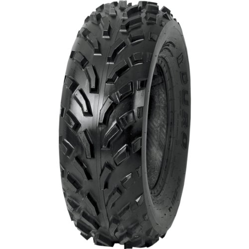Duro DI-K211A Tire - Front - 25x8x12 , Position: Front, Rim Size: 12, Tire Application: All-Terrain, Tire Size: 25x8x12, Tire Type: ATV/UTV, Tire Ply: 4 31-K211D12-258B