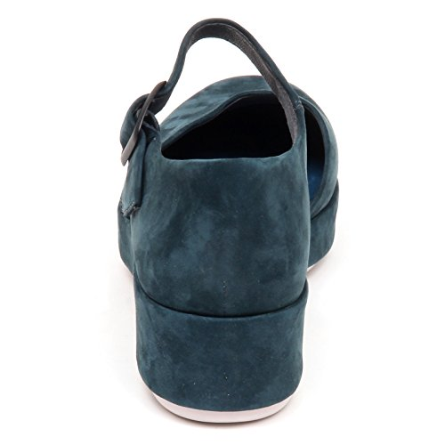 CAMPER D8856 (Without Box) Scarpa Donna Blu Petrolio Scarpe Shoe Woman blu petrolio