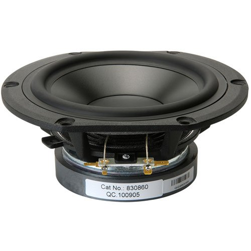 """Peerless by Tymphany 830860 5-1/4"""" PPB Cone HDS Woofer"""