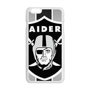 WAGT Raiders Logo Hot Seller Stylish Hard Case For Iphone 6 Plus