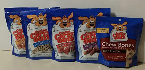 Canine Carry Out Bundle 5 Flavor Variety Pack