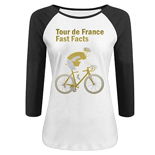igigt-raglan-shirt-tour-de-france-fast-facts-3-4-sleeve-tees-for-women-black