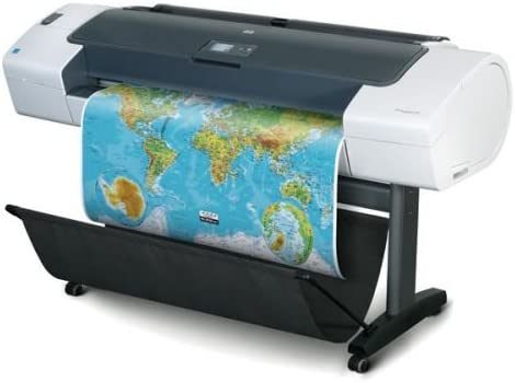 HP Impresora HP DesignJet T610 111,7 cm - Impresora de gran formato (CALS/G4, HP PCL 3 GUI, HP Web Jetadmin, HP Easy Print Care/Printer Utility, Cyan, gris, magenta, negro mate, negro fotográfico,