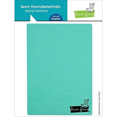 Lawn Fawn Fawndamentals Stamp Shammy Lf1045 (Acrylic Lawn Fawn Stamps)