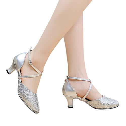 YKARITIANNA Women's Rumba 2019 New Waltz Prom Ballroom Latin Salsa Dance Shoes Square Dance Shoes