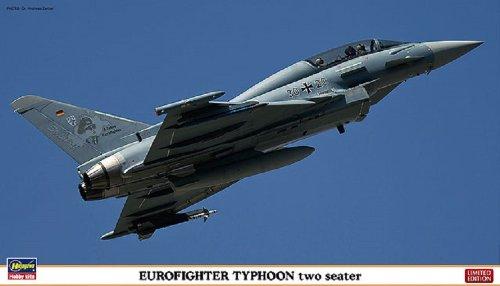 Hasegawa 02051 - Eurofighter Typhoon two two two Seater f38b55