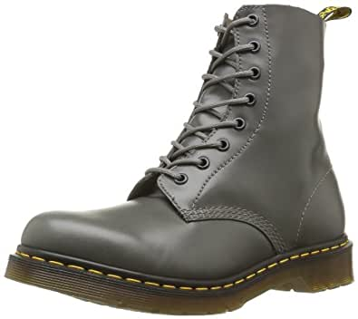 Dr. Martens Women's Pascal Boot, Grey, 4 F(M) UK/6 B(M) US