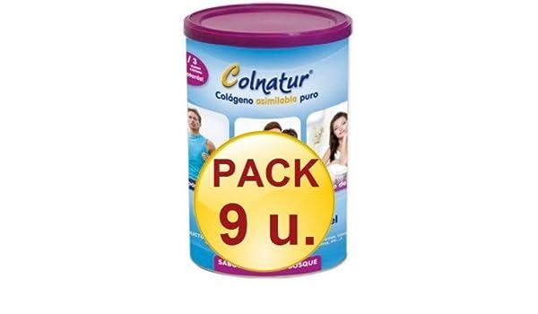 Colnatur - PACK 9 U. COLNATUR FBOSQUE 300 GR COLAGENO - pack9-colnatur-bosque: Amazon.es: Salud y cuidado personal