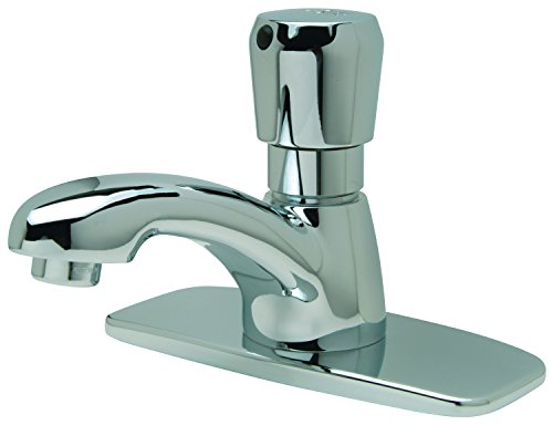 Zurn Z86100-XL-CP4 Single Basin Metering Faucet